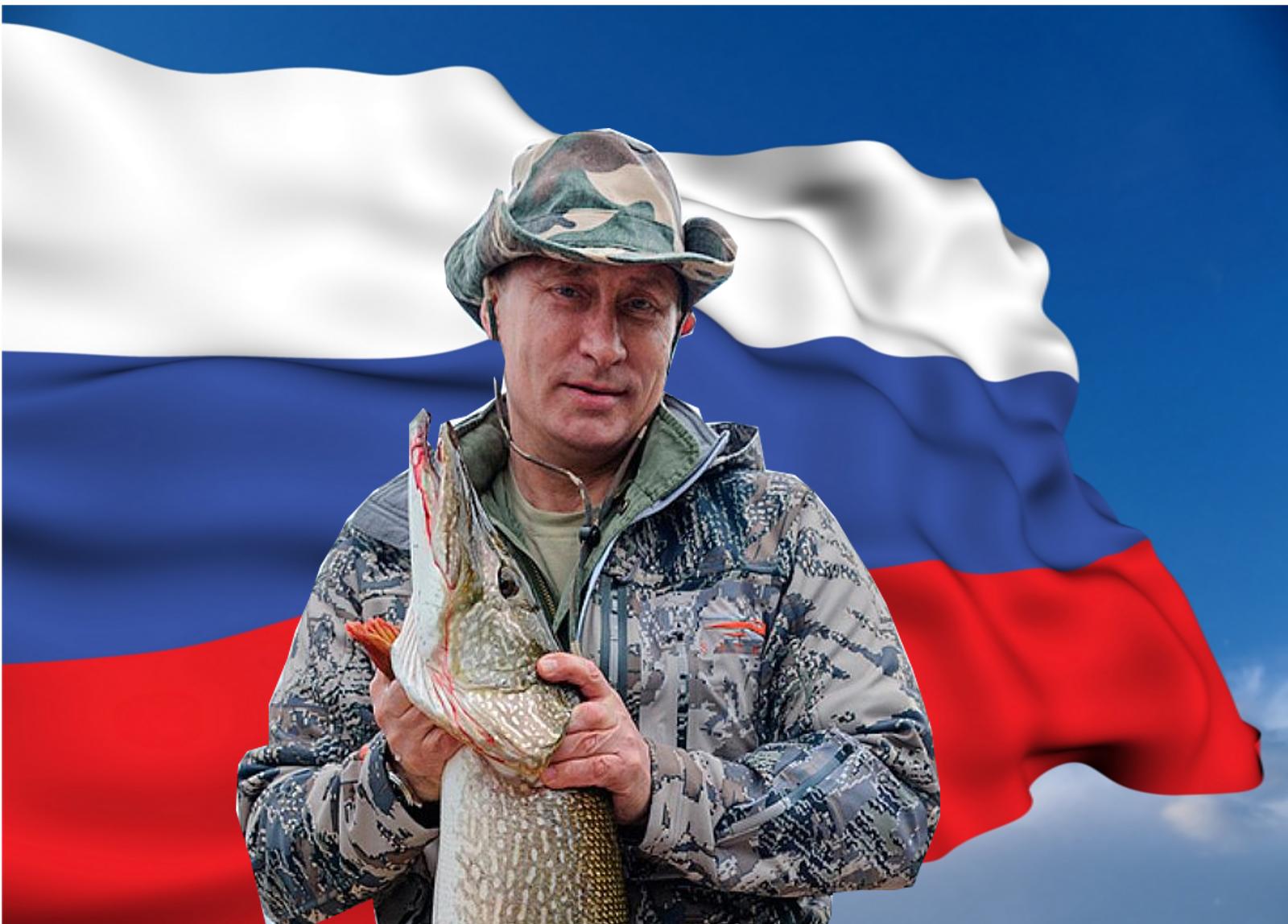 Путин и рыбалка. Несколько фактов.